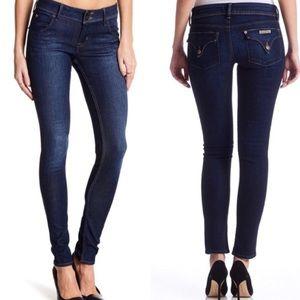 Hudson Collin Flap Dark Wash Skinny Jeans 28x31